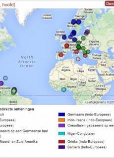 Nicoline van der Sijs en haar team lijsten maar liefst 18.000 uitleenwoorden op