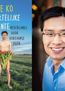 Zuid-Koreaanse Vinnie Ko publiceert boek over zijn ervaringen met het Nederlands.