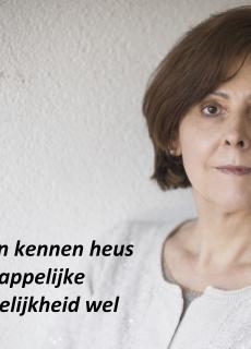 Karen Maex: 'Discussie moet gaan over: wat wil ik.'