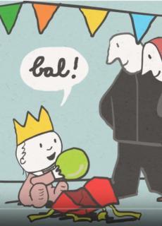 Wanneer begint een kind met het leren van taal?