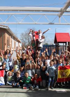 Hof der Lage Landen, de Nederlandstalige school in Madrid