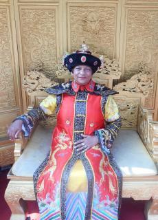 Padma Bansie in China