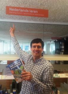 Peter Schoenaerts wijst in Muntpunt lesgevers aan anderstaligen de weg