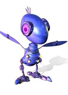 Robotvogel