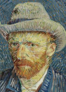 Schetsboek van Vincent van Gogh?