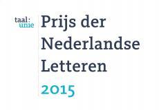 Logo Prijs der Nederlandse Letteren