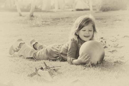 ... uit je vroege jeugd ...