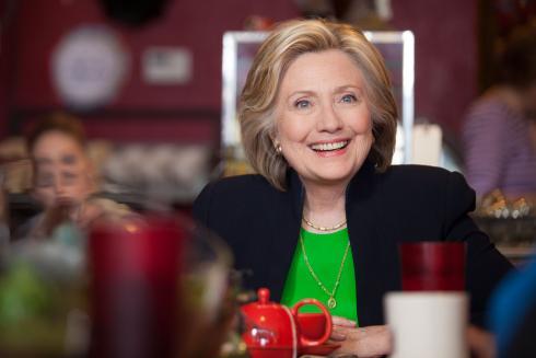 Hillary Clinton en de FBI