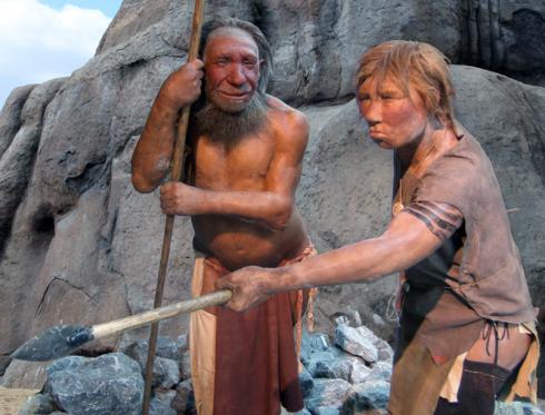 Wel of geen voorouder van moderne mens?