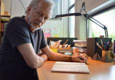 Stefan Hertmans (c) Michiel Leen