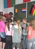 In grensregio's maken leerlingen al jong kennis met de buren, hun taal en cultuur.