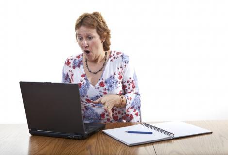 Taalfouten: kans groot dat klanten website links laten liggen.