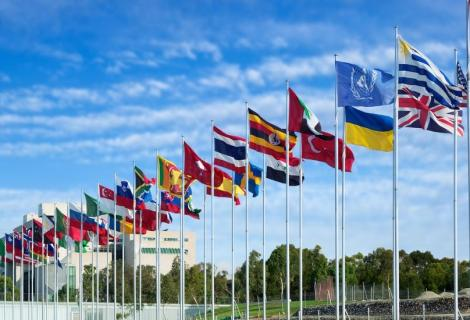 Al 35 ambassadeurs volgden de cursus Nederlands in Brussel.