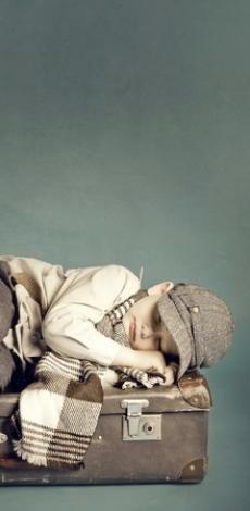 Slapende jongen
